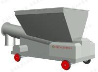美圆SQ系列中药提取自动出渣车卸渣车除渣车系统