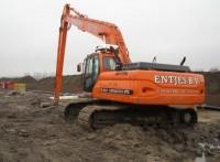 浙江小松pc350挖掘机加长臂原装现货