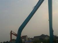浙江小松pc350挖掘机加长臂优惠促销