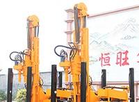 履带直推式钻机 履带钻机 环境监测土壤取样钻机