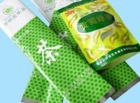 厂家销售白城市玫瑰花茶生茶自封自立袋