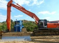 河南日立EX400挖掘机加长臂哪家好