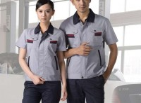 吉林工作服套装文化衫宣传服统一定做加工厂配备流水线工作服