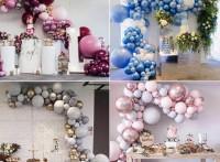 深圳节日气球布置,深圳庆典气球布置