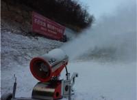 国产零度耐高温制雪机 质量好雪质佳造雪成本低
