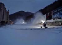 出雪量大更耐用的滑雪场造雪机 中小型造雪机厂家