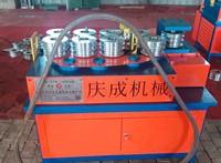 现货 不锈钢管折弯机 数控九轮弯管机器 工艺品打弯折弯设备