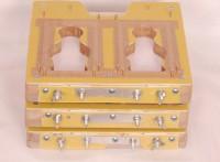 惠州电木模具、惠州纸卡热压模具