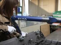 美国法如FARO·便携式关节臂大型模具测量解决方案