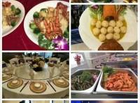 惠州博罗|专业宴会|户外宴会烤火鸡美食自助餐|围餐