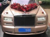 上海凯蒂劳斯莱斯租赁丨劳斯莱斯古斯特租赁多少钱一辆