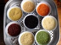 苦荞米加工线即食米生产设备人造大米生产机械