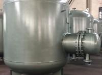 集中供热RV/HRV容积式半容积式换热器浮动盘管换热器