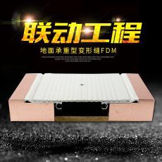 建筑地坪铝合金变形缝 变形缝FDM金属盖板型楼地面变形缝伸缩缝