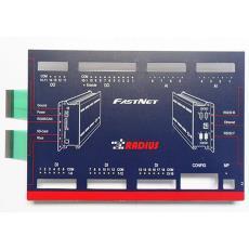 生产智能控制按键面板薄膜按键PVC面板人机界面薄膜开关质量好