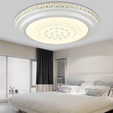 LED吸顶灯圆形卧室灯简约现代长方形客厅灯家用餐厅阳台灯具灯饰