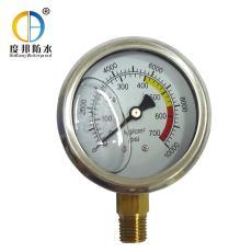 注浆机高压表灌浆机配件压力表灌注机防爆管防水堵漏设备止水针头