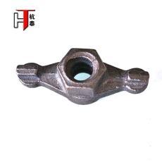 螺母 山型母可定制 厂家直供 穿墙丝山型件 建筑丝杆配件