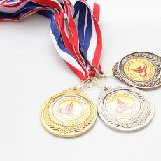 厂家直销涤纶织带奖牌挂绳 国旗色织带加工定制 竞技奖牌织带