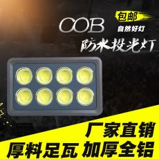 防水防爆投射灯 厂家供应室外照明50W/100W/400W户外灯COB投光灯