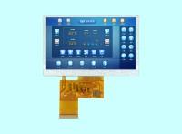 4.3寸800*480高清带电容触摸TFT显示屏