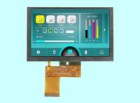 5寸IPS全视角800*480分辨率TFT显示屏