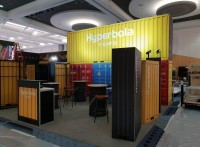 美国展会搭建:美国本地专业设计搭建团队,打造企业良好展示面