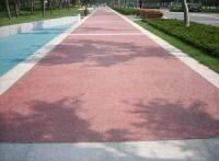 广州销售透水地坪材料  植草模具