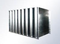 折板式消声器 专业生产厂家