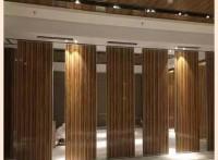供应广州酒店活动屏风,折叠门,推拉门,滑轨门,玻璃隔断门厂家