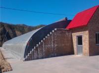 养殖大棚建造厂家 养殖大棚建设造价 养殖大棚建设 旭航温室