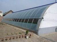 养殖大棚厂家 养殖大棚价位 养殖大棚基础建设 旭航温室