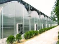 拱形温室设计 拱形温室承建 钢结构大棚造价 辉腾温室