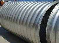 钢波纹管,波纹钢管,金属波纹管涵,排水管道