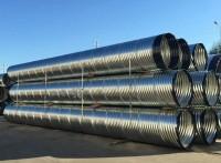 螺旋波纹管,钢波纹管涵管箍链接,螺旋管,波纹涵管