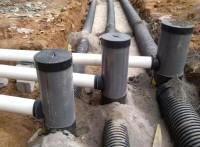 農村污水處理檢查井 成品pe塑料檢查井