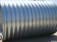 钢波纹管圆管现货拼装金属波纹涵管包运输