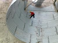 拼装波纹涵管厂家 钢制波纹涵管整装波纹管涵厂家