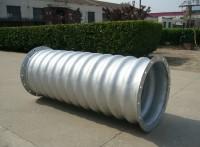 圆形钢波纹管规格 金属波纹涵厂家价格