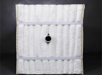 耐高温易施工窑炉背衬陶瓷纤维毯