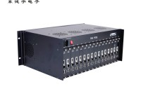 12路数字解码矩阵,兼容海康大华,支持录像机回放,工厂包邮