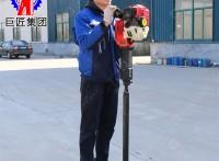 厂家直供QTZ-2便携手持便携式取土钻机 原状土取样钻机