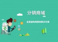 叶凡网络—分销系统开发