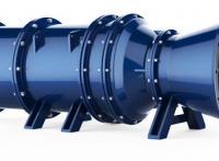 雪橇式潜水轴流泵(卧式潜水轴流泵)生产厂家现货供应