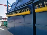 轮胎厂布袋除尘器加光氧催化设备效果更佳