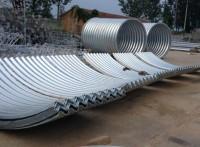 保定波纹涵管公路金属波纹管涵 镀锌波纹涵洞厂家供应