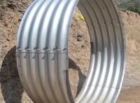 钢制波纹涵洞,镀锌波纹管涵 钢波纹管厂家供应