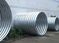 金属波纹涵管 厂家供应包运输 拱形波纹管涵批发