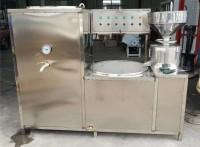 市场热销不锈钢豆腐机300斤高产量商用豆腐机设备