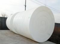 20吨塑料桶化工储罐固体溶解搅拌桶